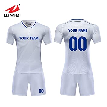 f4f4eb6fd7c ZHOUKA 2018 sublimation custom american football jersey new model design  shirt soccer uniforms jersey color white
