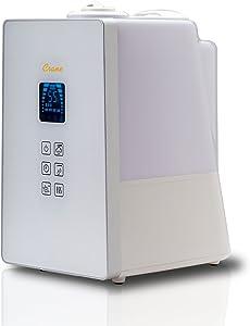 Crane Digital Clean Control Warm & Cool Mist Humidifiers