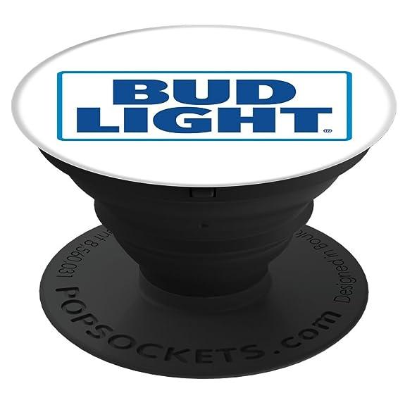 Amazon Bud Light Logo Popsockets Stand For Smartphones