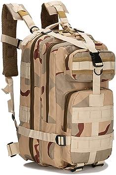 SGOYH 30L Sport Tactical Pack Mochila de montañismo para Viajes de ...