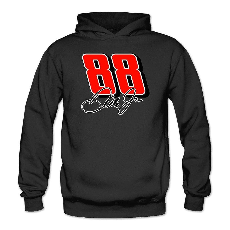 5c42b186b4b cheap Niceda Women s Dale Earnhardt Jr Logo Long Sleeve Sweatshirts Hoodie