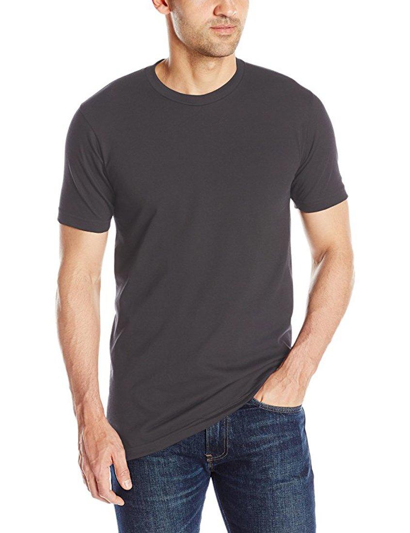 American Apparel 2001TL - Men's Short Sleeve Fine Jersey Tall Tee
