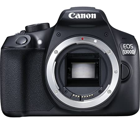 Review Canon EOS 1300D EF-S
