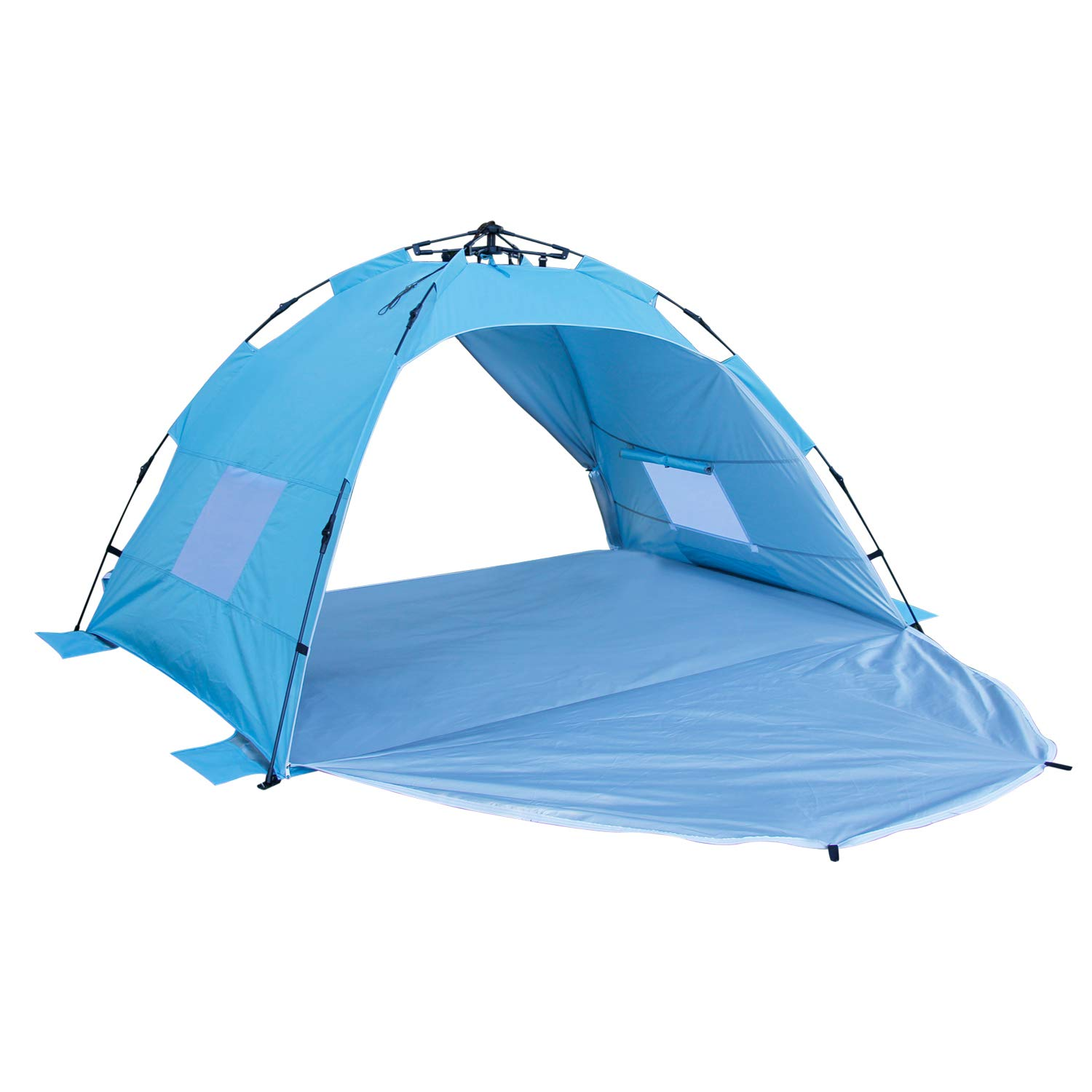 Sun-shelter Beach Tent Camping Tent with UV Protection Beach Shade Automatic Tent 2 or 3 Person for Outdoor Activities by Sun-shelter