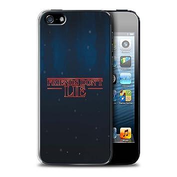 eSwish Carcasa/Funda Dura para el Apple iPhone 5/5S / Serie ...