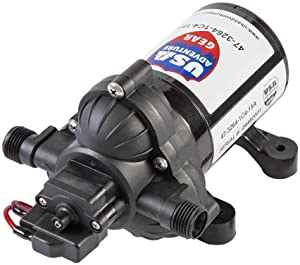 ProGear 3200 RV Replacement Water Pump | 4008 Revolution Direct Replacement | 3 GPM | Electric Whisper Quiet Operation | Self-Priming | Approved for Potable Water Use