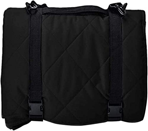 long rich Indoor Outdoor Pet Travel Water Proof Blanket and Seat Protector, 54 x 64 , Black,by Happycare Textiles