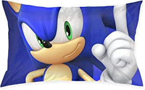 Zhinhill So-nic Pillow The Hedgehog Throw Pillow Covers Home Decoration 20