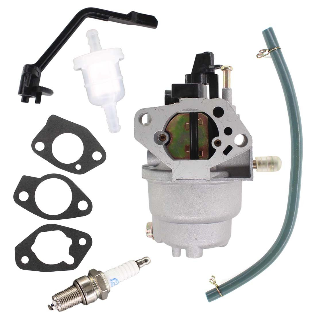 USPEEDA Carburetor For Homelite PowerStroke 5000W 6000W 7500 Watt Generator 16100-Z191110 by USPEEDA