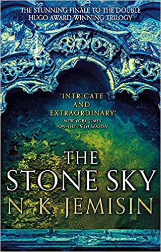 The Stone Sky por N. K. Jemisin
