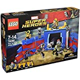 Lego Super Heroes - Thor/Hulk Duello Nell'Arena, 76088