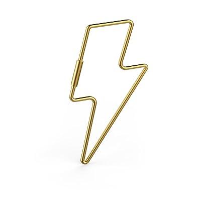 Fancy That 5228978 Lightning Bolt Key Ring: Kitchen & Dining