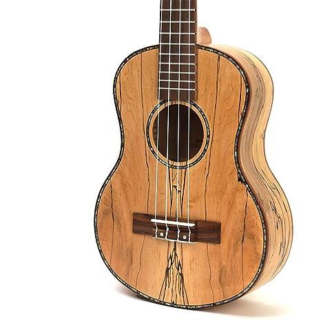 HOUYAZHAN Ukelele ukelele ukelele de 23 pulgadas lleno de guitarra ...