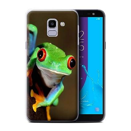 coque samsung j3 2017 grenouille