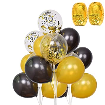 Amazon 30th Birthday Balloons
