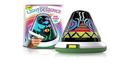 Crayola Digital Light Designer (Age: 6   8 Years)(Drawings Magically Light Good Ideas