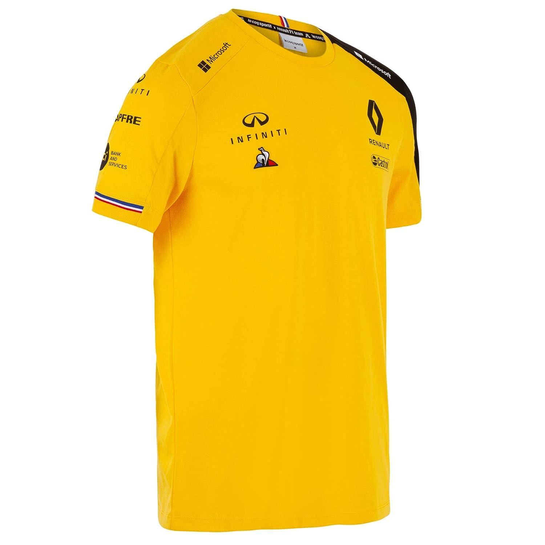 Renault F1 Team T-Shirt Pilote 2019 Nico H/ülkenberg #27 F1