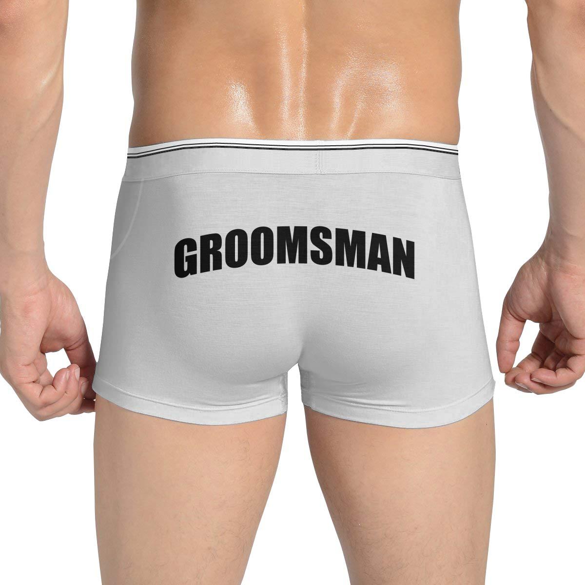 ShowRoom16 Wedding Boxer Briefs Wedding Underwear Groom Boxers Groomsmen Boxer Briefs Best Man Gifts