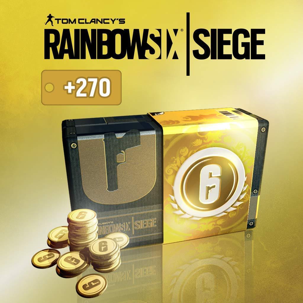 TOM CLANCY'S RAINBOW SIX SIEGE -  2670 RAINBOW SIX CREDITS - [PS4 Digital Code] by Ubisoft