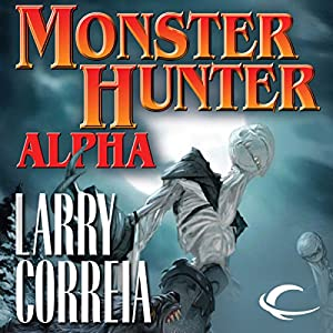 Monster Hunter Alpha Audiobook