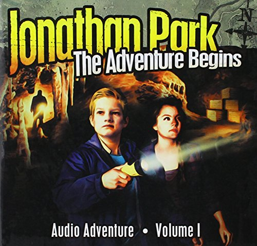 Jonathan Park Volume 1: The Adventure Begins