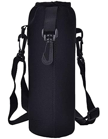 60f63f98a28c XXYsm 1000ML Water Bottle Carrier Insulated Cover Bag Holder Strap Pouch  Outdoor