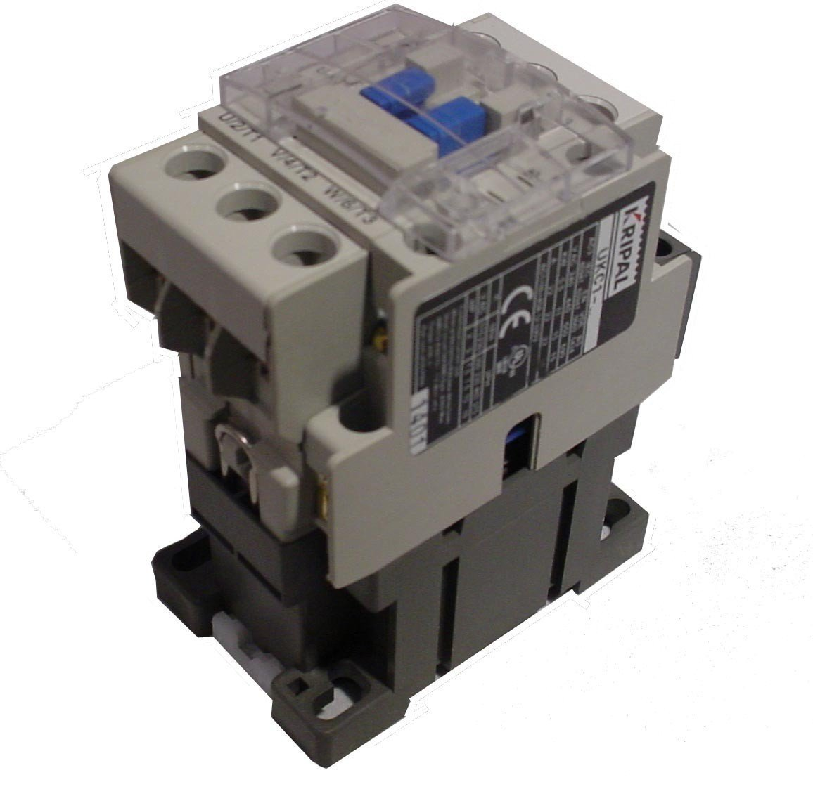 Kripal Yagi Ukc1 18 Contactor Amp 15 Hp 3 Pole Relay 24 120 208 Nema Phase Wiring 240 277 480v Coil Available New Industrial Scientific