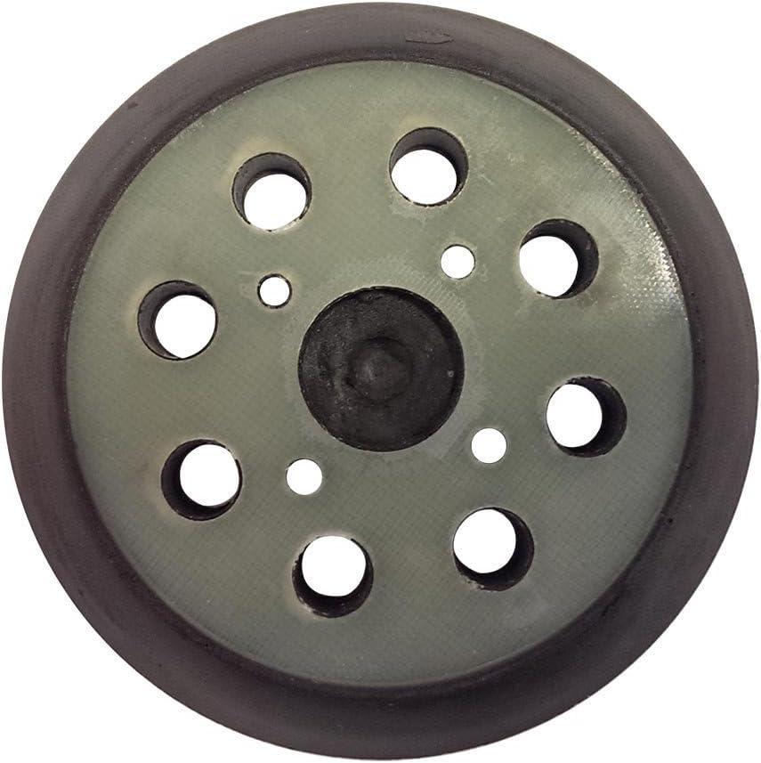 Ryobi OE # 300527002 975241002 974484001 Superior Pads and Abrasives RSP28 5 Dia 8 Hole Hook /& Loop Sander Pad Replaces Milwaukee OE # 51-36-7090 Ridgid OE # 300527002