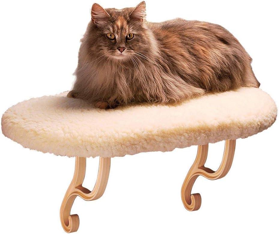 Amazon.com: K&H Pet Products - Hamaca para ventana de gato ...