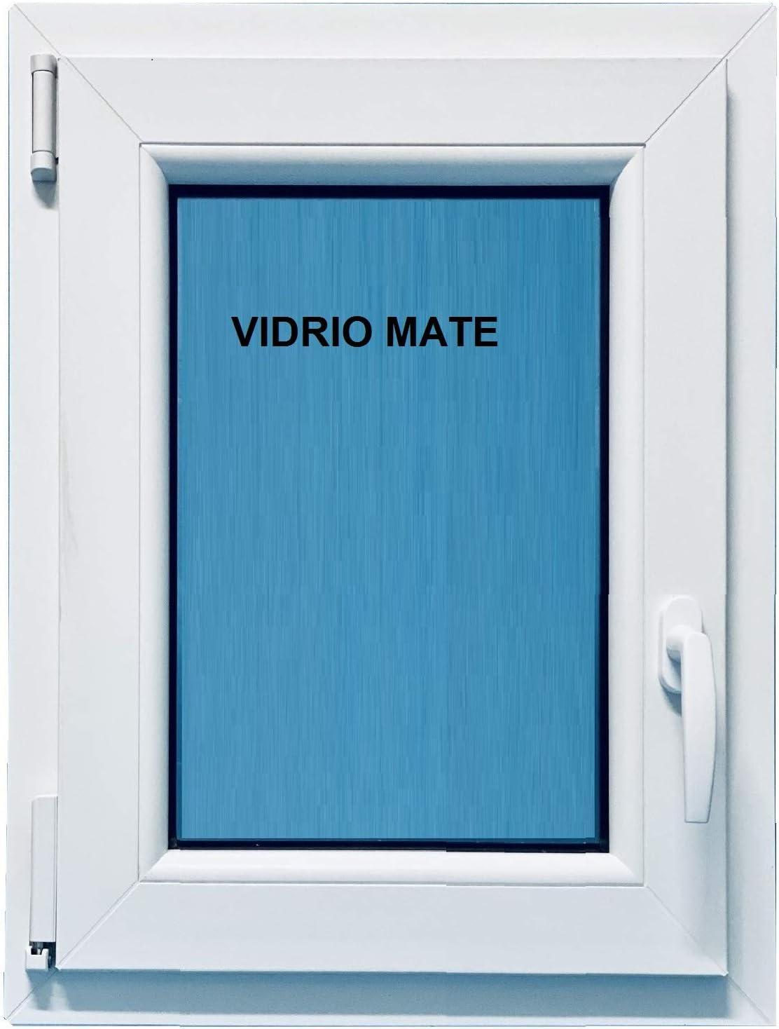V31M) Ventana Pvc 500x800 Oscilobatiente Izquierda: Amazon.es: Bricolaje y herramientas