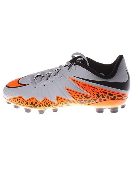 Nike Jr Hypervenom Phelon II AG - Botas para niño  Amazon.es  Zapatos y  complementos 1c3bf342db1a2