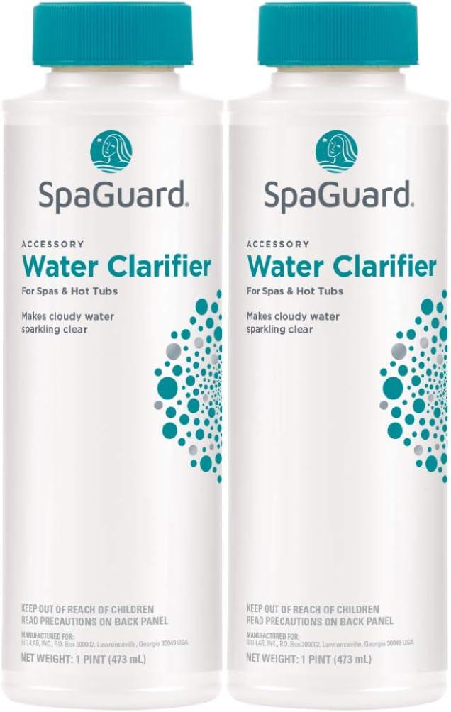 SpaGuard Water Clarifier (1 pt) (2 Pack)