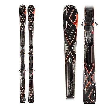 K a m p bolt carving skis marker mx bindings