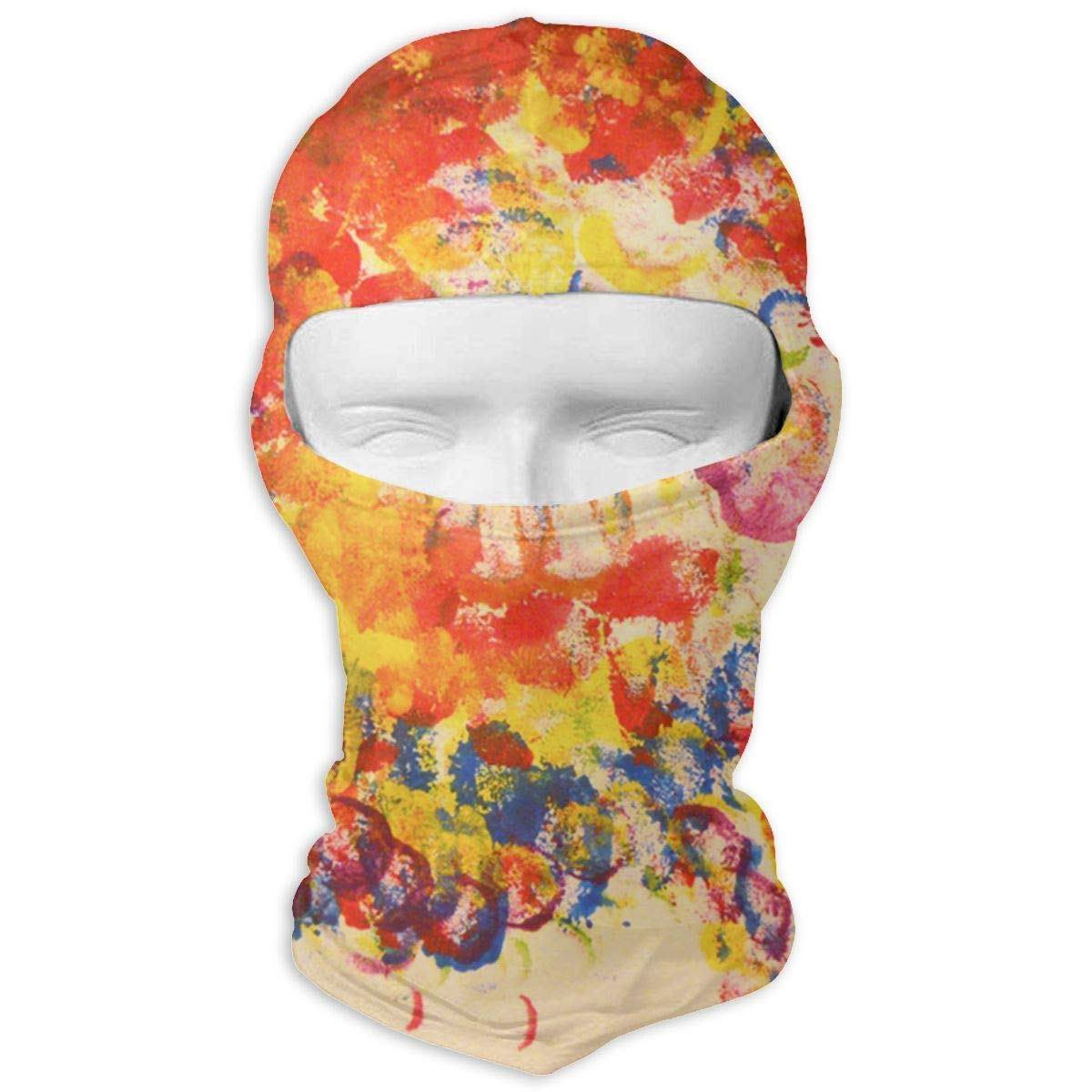 Animal Elephant Balaclava - Windproof Ski Mask - Motorcycle Full Face UV Protection Mask Multicolor1 Sdltkhy