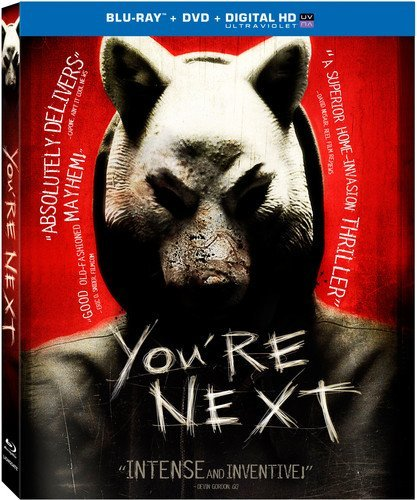 You're Next [Blu-ray + DVD + Digital HD]