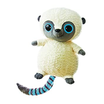 YooHoo & Friends - Muñeco de Peluche, 70 cm, Color Azul (Aurora World