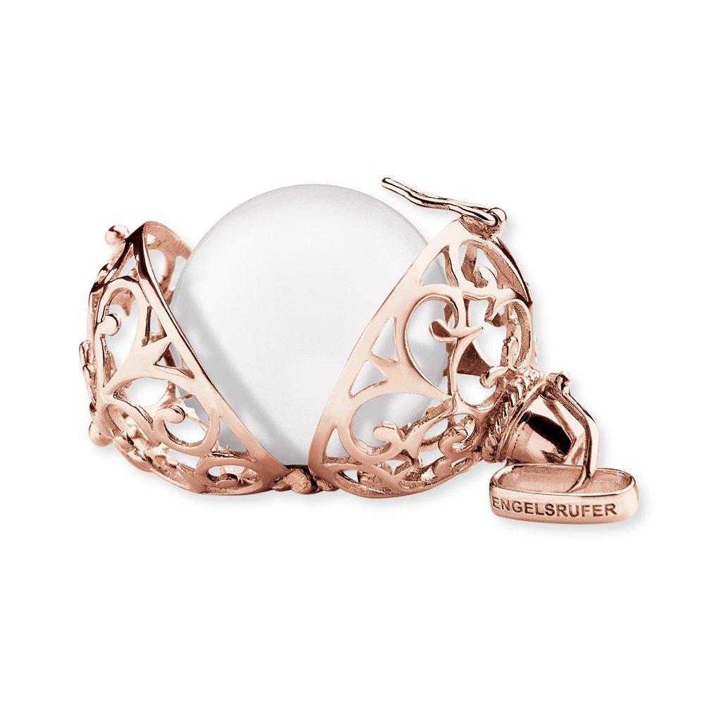 Engelsrufer pendentif classique pour femmes  M 925 Sterling Silver or plaqu/é avec carillon blanc rose