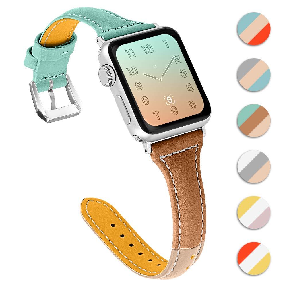 Malla Cuero para Apple Watch (38/40mm) OULUCCI [7VLQ8ZMX]
