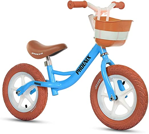 ZAQ Specialized Balance Bike - Bicicleta de Empuje para niño/niña ...