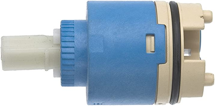 Danco 14499 Cartridge For Use With Pfister 533 Kitchen Single Handle Faucets With Pull Out Spray Head Plastic Faucet Cartridges Amazon Com