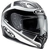 HJC FG-ST Sun Visor Full Face Motorcycle Helmet-Cinnati MC2 Blue/White/Black