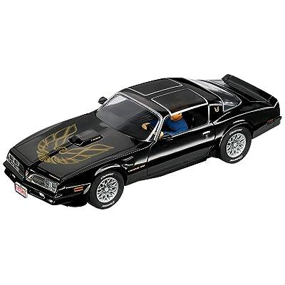 Carrera USA 20027590 Evolution Analog Slot Car Racing Vehicle Pontiac Firebird Trans Am (1: 32 Scale), Black: Toys & Games