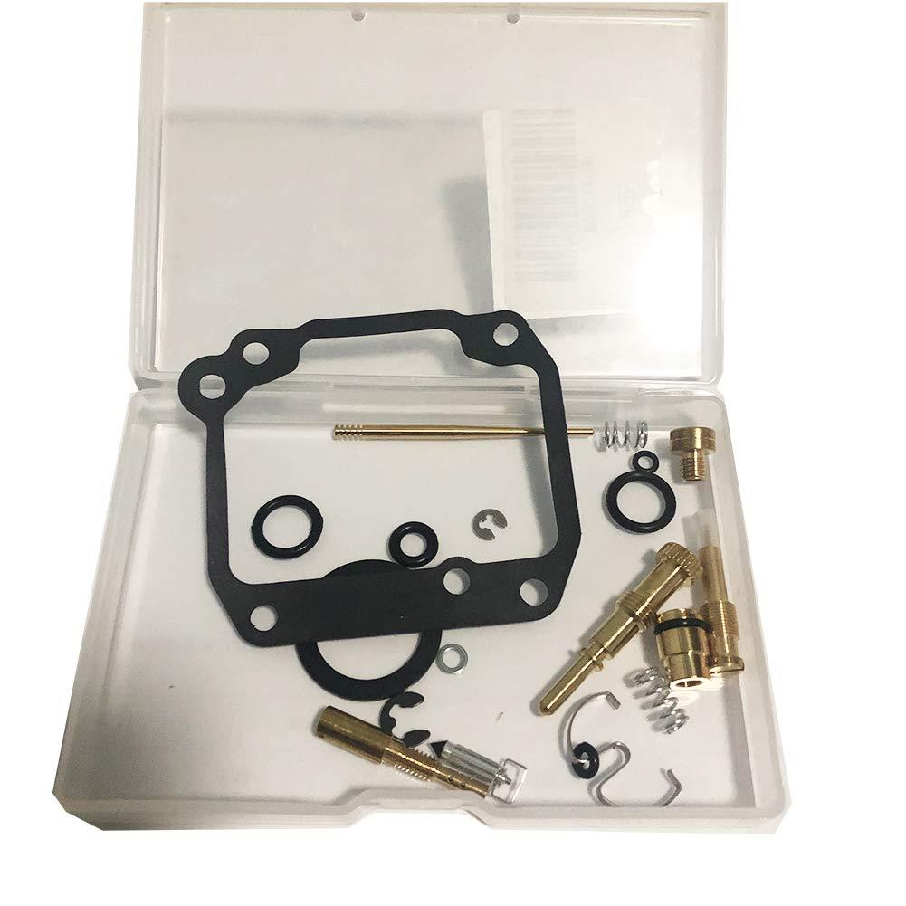 Carburetor Carb Repair Kit Float For Suzuki LT125 1983-1987 LT 125 New Motorbike Carburador Rebuild Kit Replacement Parts