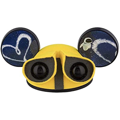 Disney Parks Wall-E Mickey Mouse Ears Hat Adult Size: Toys & Games