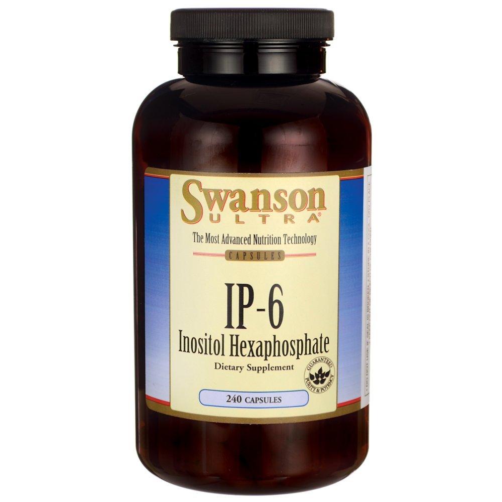Swanson IP-6 Inositol Hexaphosphate 240 Capsules