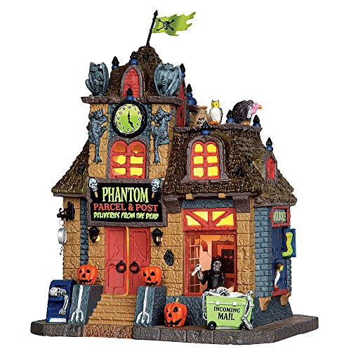 Quasar By Jesus Del Pozo HALLOWEEN SPOOKY TOWN COLLECTION PHANTOM PARCEL & POST 9.45