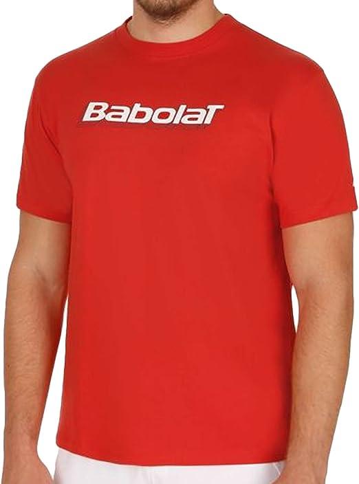 Babolat - Camiseta Hombre - Tenis Manga corta: Amazon.es: Deportes ...