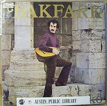 Amazon.com: Balint Bakfark Lute Music played by Daniel Benko ...