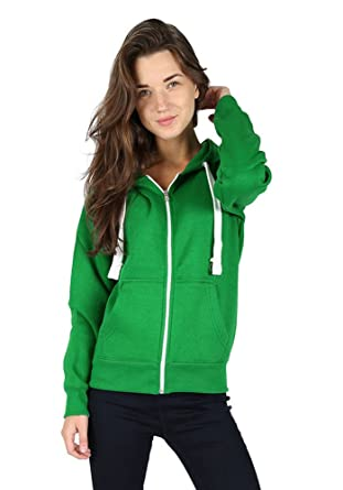 Parsa Fashions ® Womens Ladies Petite Size Hooded Tops Plain Zip up Long  Sleeve Hoodies Gym Hoody Top Extra Small Size UK 6  Amazon.co.uk  Clothing 60fc617f7
