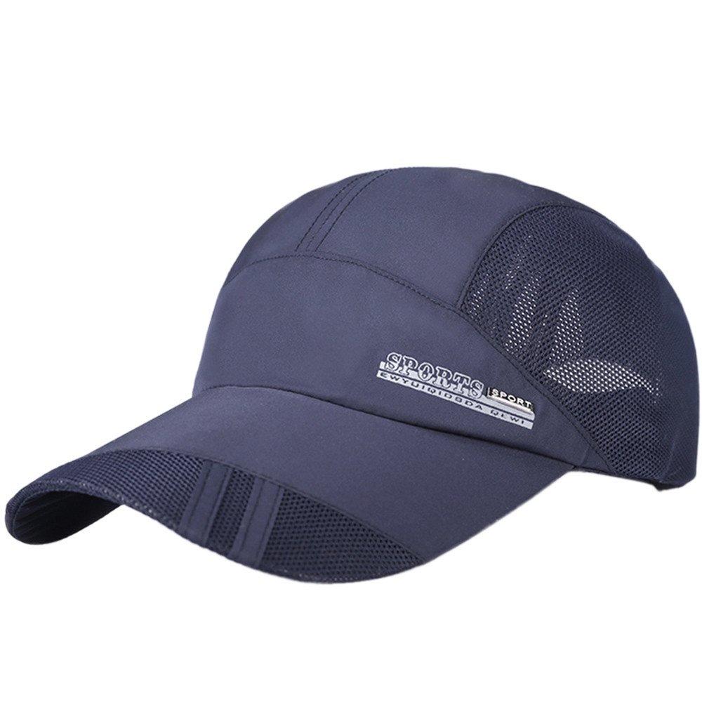 DEELIN Sombrero para Mujeres Hombres Adulto Malla Sombrero Rápido ...